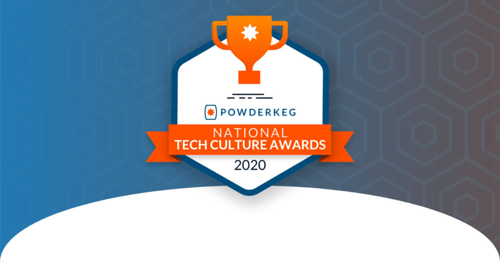 2020 National Tech Culture Award Winner